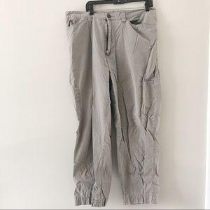Patagonia Men's Grey Hiking Pants Rhythm 38 x 32